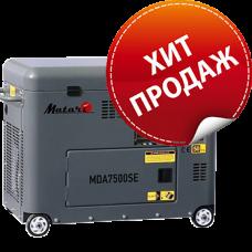 Дизель генератор Matari MDA 7500SE