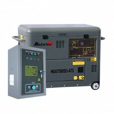 Дизель генератор Matari MDA 7500SE+ATS