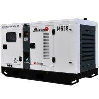 Дизель генератор Matari MR18