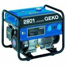Бензогенератор Geko 2801E-A/MHBA