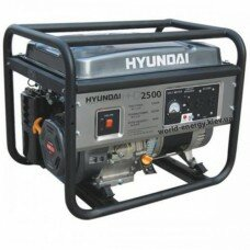 Бензогенератор HDD 2500 Hyundai