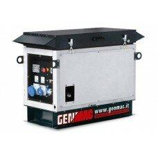 Газовый генератор GENMAC RG10000