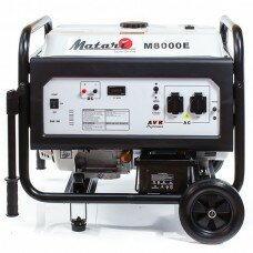 Бензогенератор Matari M 8000E